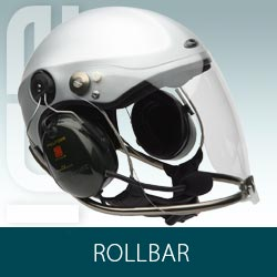 Capacete Icaro Rollbar - Paramotor e Ultraleve