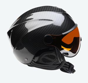 Capacete Icaro Nerv - Carbon Optic
