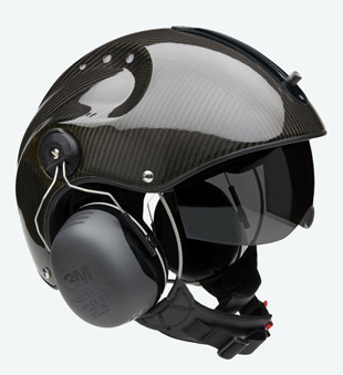 Capacete Icaro Pro Copter - Carbon Optic