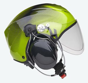 Capacete Icaro Solar X - Black and Green