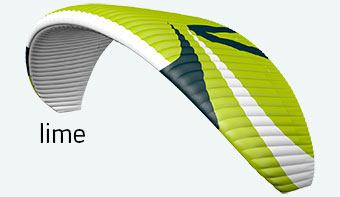 Parapente Arak Skywalk - Lime