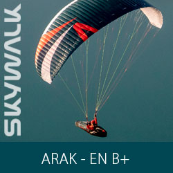 Parapente Skywalk Arak  - EN B+