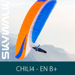 Parapente Skywalk CHILI4 - EN B+