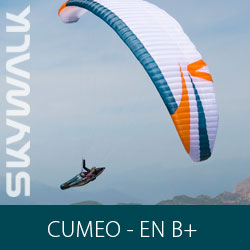 Parapente Skywalk CUMEO - EN B+
