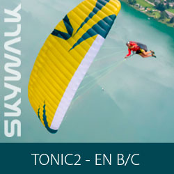 Parapente Skywalk Tonic2 - EN B/C