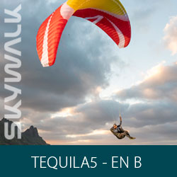 Parapente  Skywalk TEQUILA5 - EN-B