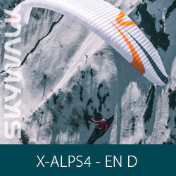 Parapente X-Alps4 - Skywalk - EN D